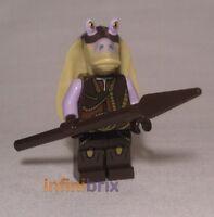 Lego Captain Tarpals Minifigure from set 75091 Star Wars Gungan NEW sw639