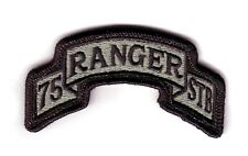"75 RANGER STB ""ACU Patch"" (Fabrication Actuelle)"