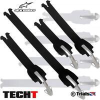 Alpinestars TECH-T Trials Boot Spare Strap Kit in Black or White