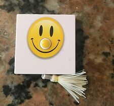 """Smiley Face Cloth Tape Measure 60 Inches 2"""" X 2"""""""