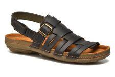 EL NATURALISTA, sandales cuir noires, taille 42, comme NEUVES, à saisir !!