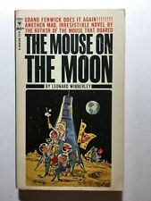 The Mouse on the Moon by Leonard Wibberley PB Bantam