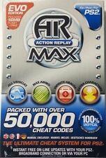 PS2 Ar Max Evo Edition Con Flash Drive 16MB (para usar en las consolas de Euro-Pal)