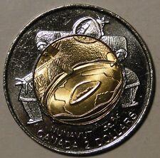 BU UNC Canada 1999 Nunavut $2 toonie from mint roll