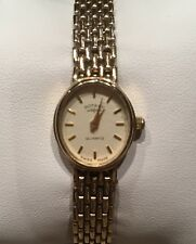 Solid Gold Rotary Ladies Watch