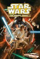 STAR WARS: DIE MARVEL-COVER HC deutsch ARTBOOK Variant ALEX ROSS, SCOTT CAMPBELL