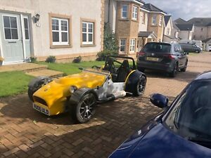 2006 Supercharged 20v 4AGE Raw Striker. Track or Race car road legal. Westfield