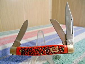 KISSING CRANE ROBT KLAAS KC6325RD STAINLESS ROSTFREI POCKET KNIFE