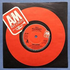 Sam Brown - Can I Get A Witness / Walking After Midnight - A&M AM-509 Ex