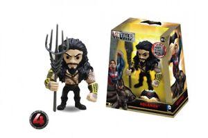 "Jada Toys Die-Cast Metals DC Comics Aquaman King of Atlantis 4"" Figure M15"