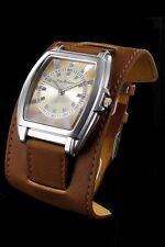 Jay Baxter Herrenuhr Unterlageband Braun Armbanduhr PJB141