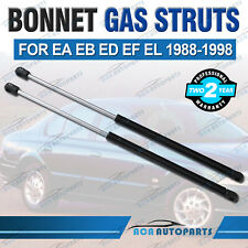 Pair Bonnet Gas Struts for Ford Falcon Fairmont EA EB ED EF EL 88-98 Sedan Wagon