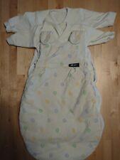 ALVI Schlafsack Baby 50/56 und Innensäcke 50 + 56 cm