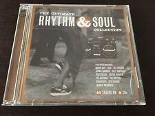"""The Ultimate Rhythm & Soul Collection""  (2 CD, 40 Tracks, 2002) Otis Redding"