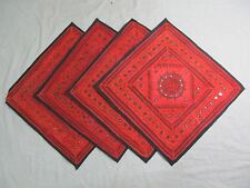 Indian Vintage Traditional Gift Home Decor Patch Art Work Cushion Covers Lots 25