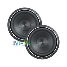 "(2) ROCKFORD FOSGATE P2D2-12 12"" PUNCH P2 DUAL 2-OHM SUB WOOFERS 800W RMS *PAIR*"