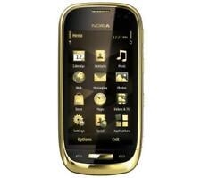 Téléphones mobiles dorés, 8 Go