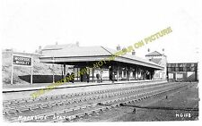 Moorside & Wardley Railway Station Photo. Swinton - Walkden. Manchester Line (1)