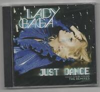 Lady Gaga Just Dance 2008 Remixes Ultra rare CD