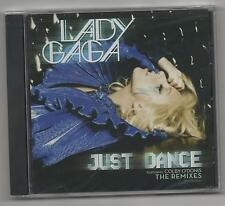 Lady Gaga Just Dance 2008 Remixes Ultra rare CD