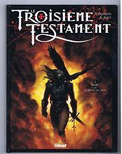 ALICE. Troisième Testament 1. Avec EX-LIBRIS. 1997