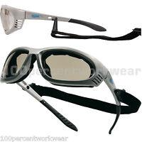 Delta Plus Venitex BLOW SMOKE Work Safety Glasses Specs Spectacles Sunglasses