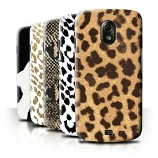 Sleeve/Case/Back Cover for Samsung Galaxy Nexus 3/I9250/Fashion Animal Print Pattern