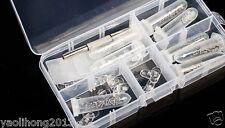 Eyeglass Sun Glasses Screw Nut Nose Pad Optical Repair Tool Assorted Kit Tools