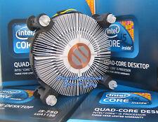 Core i5 CPU Cooler Fan for Intel i5-650 15-655 i5-660 i5-661 i5-670 i5-680 - New