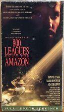 SEALED SCREENING VHS 1993 800 Leagues Down the Amazon ZUNIGA BOSTWICK NH00434