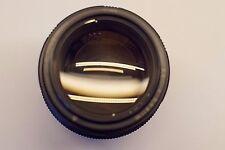 jupiter 9 85mm f/2.0 M42 lens made in USSR