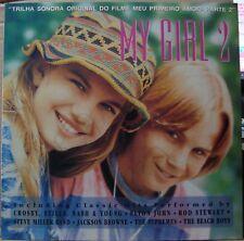 MY GIRL 2 1994 SCARCE OST ELTON JOHN STEVE MILLER BAND PROMO LP BRAZIL 1st Press