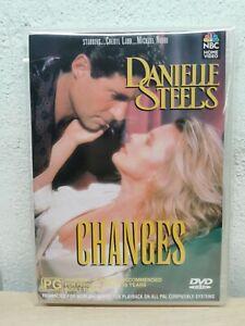 DANIELLE STEEL Movie CHANGES DVD 1991 Romance Cheryl Ladd - AUST REGION