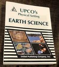 UPCO's Physical Setting Review Earth Science Revised Edition by Robert Sigda