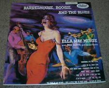 Barrelhouse, Boogie, And The Blues Ella Mae Morse~1983 French Import~1954 Swing