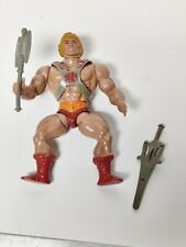 New ListingOriginal 1980's He-Man Motu Masters of the Universe