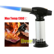 Butane Gas Micro Blow Torch Lighter Welding Soldering Brazing Refillable Tool