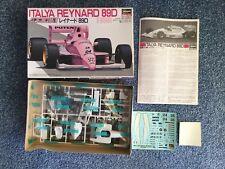 Hasegawa 1/24 corcher Reynard 89D modèle F3000 Kit #23003 - RARE