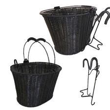 Unbranded Metal Bicycle Baskets