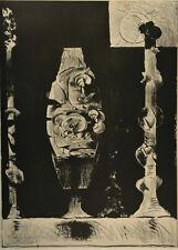 Lithography lithographie Litografia PROVA D'AUTORE SUTHERLAND Graham Vivian 1979