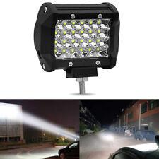 4Inch 72W LED Work Flood Square Spot Light 12V 24V Off Road Truck Car SUV Lamps