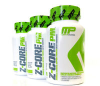 MusclePharm - Z-Core PM 60 Capsules Zma Sleep Recovery Test Support Formula