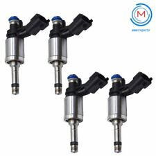 4x Fuel Injector For Buick Enclave Chevrolet Traverse GMC Acadia 3.6L