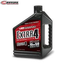 Maxima 4T extra 4 100% de éster sintético (15w50) 3.65 Litro SAE