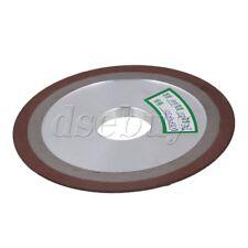 125x10x25x8mm Diamond #150 Grit Straight Flat Disc Grinding Wheel Cutter