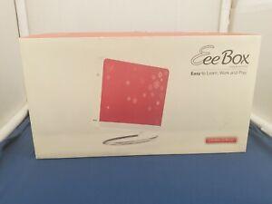 Asus Eee B202 1.60 Ghz, 1GB, 160GB, Windows XP + Box, restore CDs, manuals