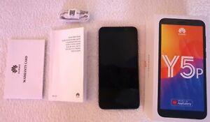 Huawei Y5p - 32GB - Phantom Blue (Unlocked) (Dual SIM)