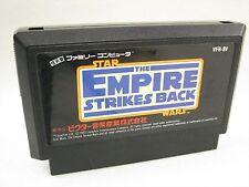 STAR WARS Empire Strikes Back Cartridge Only GOOD 0967 Famicom Nintendo JAPAN fc