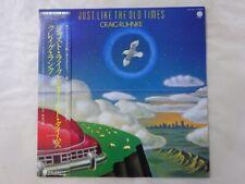 Craig Ruhnke Just Like The Old Times Overseas SUX-234-V Japan  VINYL LP OBI