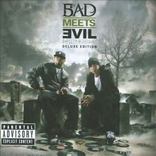 Hell: The Sequel EP [Deluxe Edition] [EP] [PA] by Bad Meets Evil (CD, Jun-2011,…